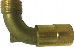 Угол для ключа к водяному гидранту 3/4 наружная резьба